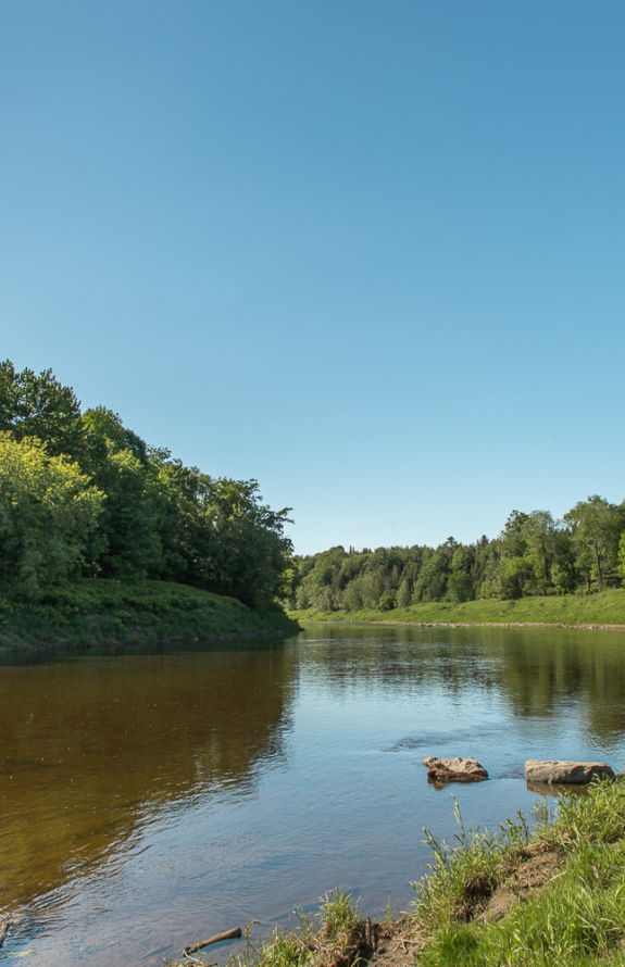 Au Domaine Riverside -