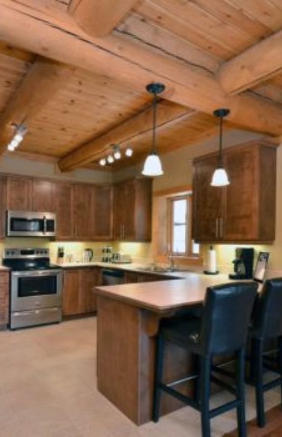 Chalet Grand Manitou -