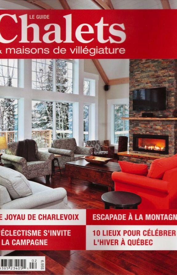 Villa Chalet Charlevoix Québec -