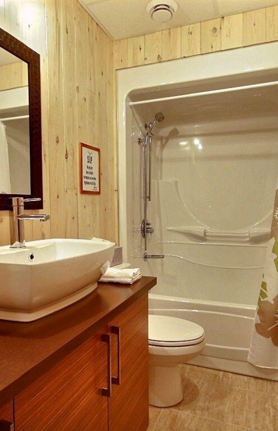 Aigle Royal - Salle de bain - Chalet Aigle Royal