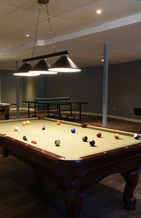 Chalet Movendo - Table de pool, ping-pong, hockey sur air et baby foot