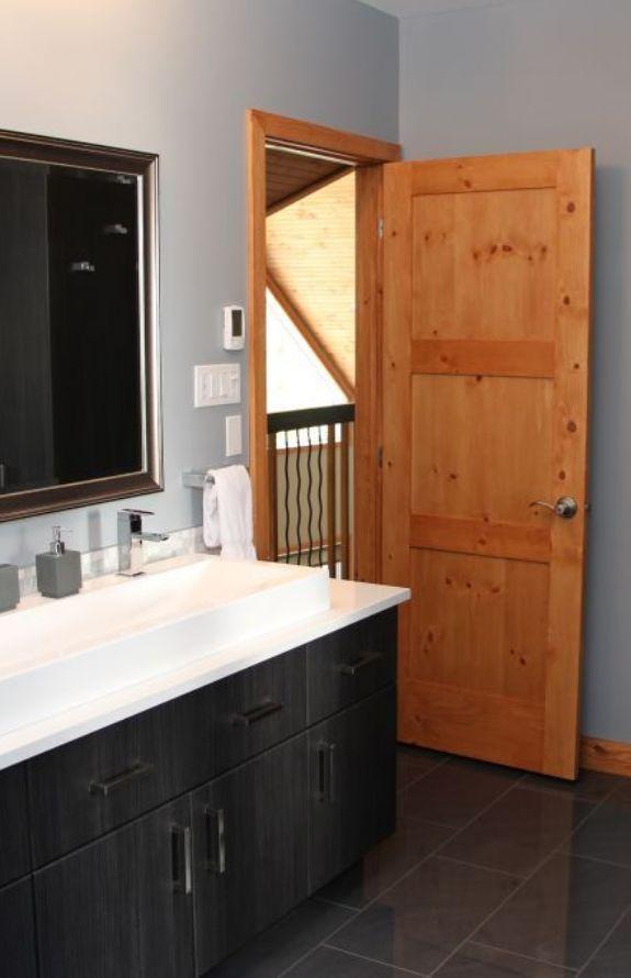 Chalet Movendo - Salle de bain premier niveau