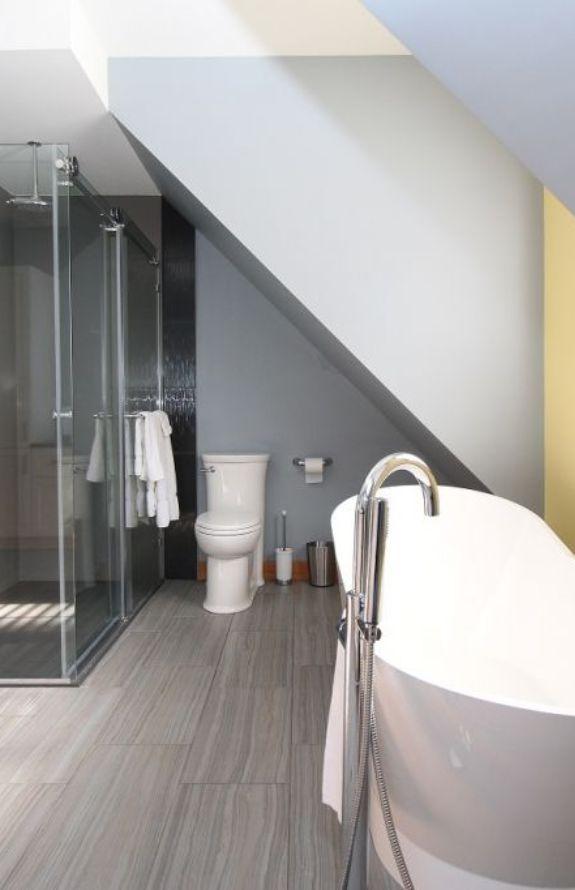 Chalet Movendo - Salle de bain, chambre des maitres